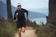 fitness man running